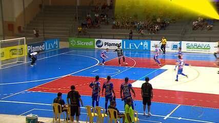 Itabaiana derrota Aparecida em casa e avança para semifinal