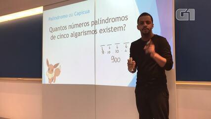 VÍDEO: Entenda o que são palíndromos e resolva este desafio