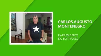 Ouça o áudio completo de Carlos Augusto Montenegro