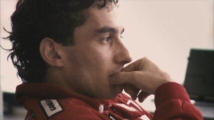"""Reginaldo Leme relembra a """"guerra"""" entre Senna e Prost há 30 anos no GP do Japão"""