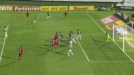 Melhores momentos: Guarani 1 x 0 CRB, pela 28ª rodada da série B do Brasileirão