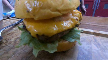 Mini-Hambúrguer