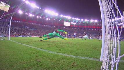 Paredão! Muriel fecha o gol e é destaque da vitória do Fluminense