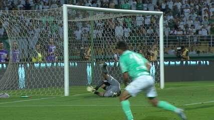 Melhores momentos: Palmeiras 1 x 0 Botafogo pela 25ª rodada do Brasileirão 2019