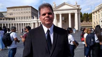 Maestro que voltou a enxergar após oração para Irmã Dulce fala sobre cerimônia no Vaticano