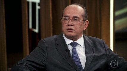 Gilmar Mendes comenta polêmicas envolvendo habeas corpus concedidos pelo STF