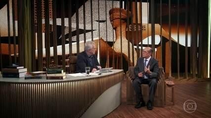 Gilmar Mendes fala sobre o governo do presidente Jair Bolsonaro