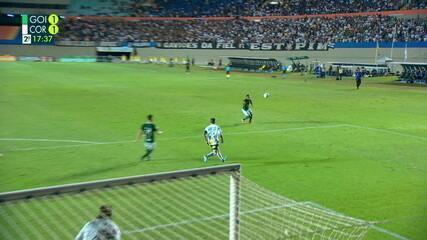 Melhores momentos de Goiás 2x2 Corinthians pela 26ª rodada do Campeonato Brasileiro