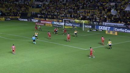 Melhores momentos de Criciúma 0 x 1 CRB pela 30ª rodada da Série B do Campeonato Brasileiro