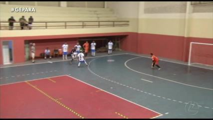 Clube do Remo goleia o Paysandu pelo Paraense Adulto de Futsal