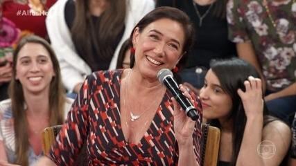 Lilia Cabral elogia Anavitória e Vior Kley