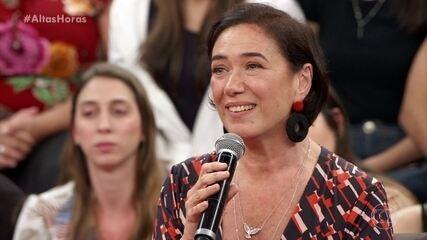 Lilia Cabral fala sobre nova geração de atores