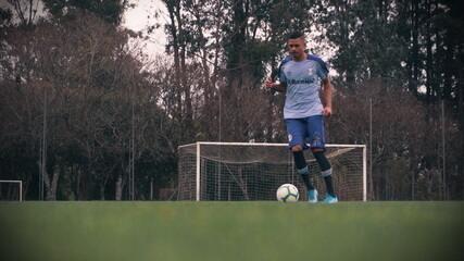 Perfil: Conheça Diego Rosa, jogador do Grêmio convocado para o Mundial Sub-17
