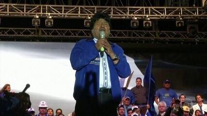 Apuração conturbada coloca em suspeição resultado da eleição na Bolívia