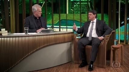 Tarcísio Gomes de Freitas fala sobre as metas para seu trabalho