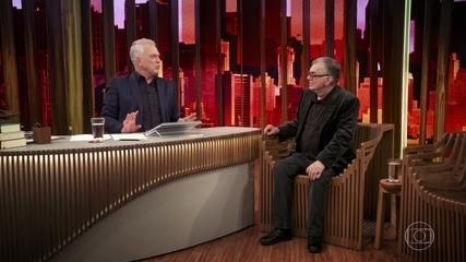 Walcyr Carrasco fala sobre o sucesso de 'A Dona do Pedaço'