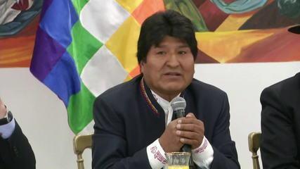 OEA aceita fazer auditoria em contagem de votos das eleições na Bolívia