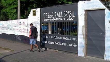 Alunos da Escola Rau Brasil, em Suzano, serão transferidos devido reforma na unidade