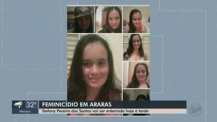 Jovem de 20 anos é morta a facadas pelo namorado em Araras