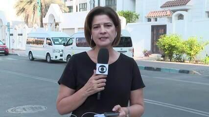 Bolsonaro faz primeira visita oficial ao Oriente Médio