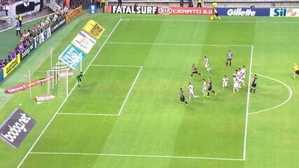 Melhores momentos: Ceará 1 x 1 Vasco pela 28ª rodada do Campeonato Brasileiro