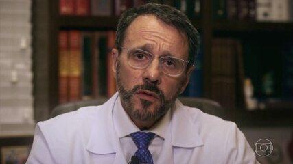 Médico explica situação de Júnior Cigano