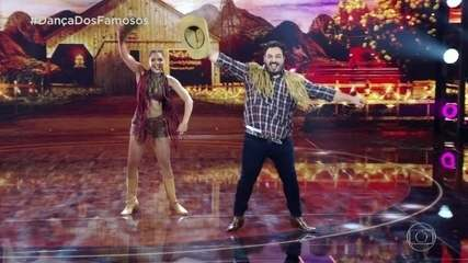 Luis Lobianco e Francielle Pimenta arrasam no sertanejo