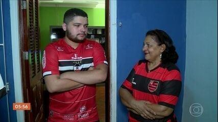 Piauienses encaram de forma diferente a final da Libertadores entre Flamengo e River Plate