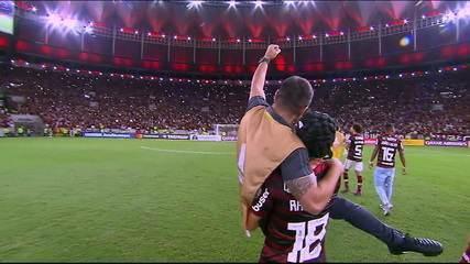 Após recuperação rápida dos jogadores machucados, equipe médica do Flamengo chama atenção