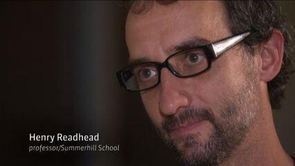 Milênio entrevista Henry Readhead, neto do fundador da Summerhill School