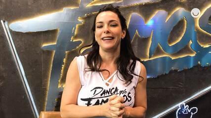 Regiane Alves defende sua permanência no 'Dança dos Famosos'