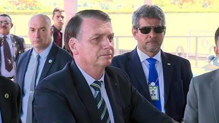 Palácios fala de reação argentina após Bolsonaro dizer que não vai à posse de Fernández