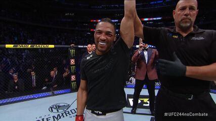 Melhores momentos de Kevin Lee x Gregor Gillespie no UFC 244