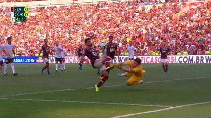 Melhores momentos: Flamengo 4 x 1 Corinthians pela 30ª rodada do Brasileirão