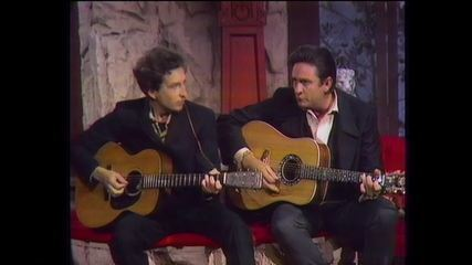 Bob Dylan recupera gravações com Johnny Cash em novo álbum