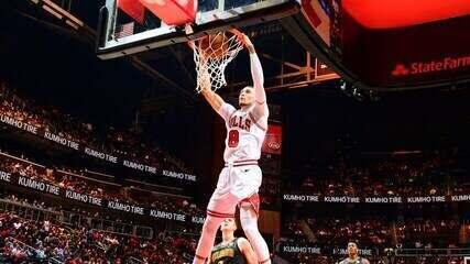 Confira o Top 10 das melhores jogadas da noite de quarta-feira da NBA