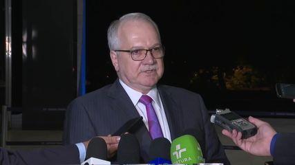 Fachin: 'Nenhuma liberação automática de quem quer que esteja preso'