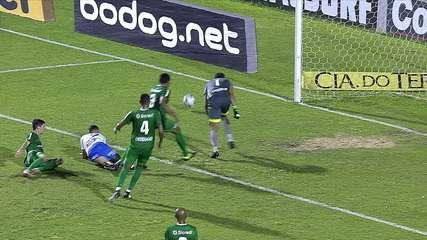 Melhores momentos: São Bento 1 x 2 Cuiabá pela 34ª rodada da Série B