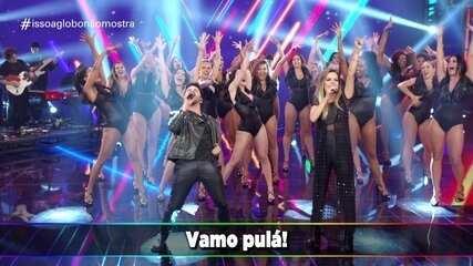 Isso a Globo Não Mostra #43: Sandy e Junior