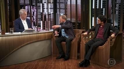 Vereza fala o cenário político do Brasil