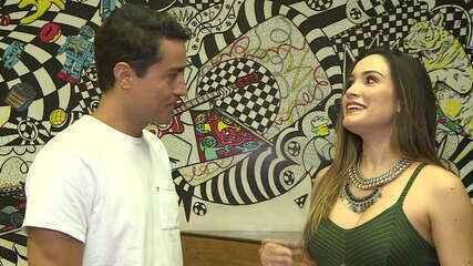 Ricardo Pereira fala de personagem em 'Éramos Seis' e da vida em família