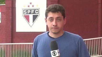 Repórter Marcelo Hazan conta as últimas informações do São Paulo