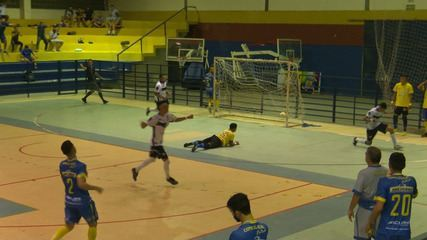 Vivaz vence Constelação e fica a um empate do inédito título roraimense de futsal