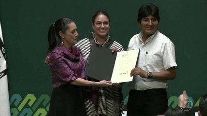 Evo Morales diz que está disposto a voltar à Bolívia