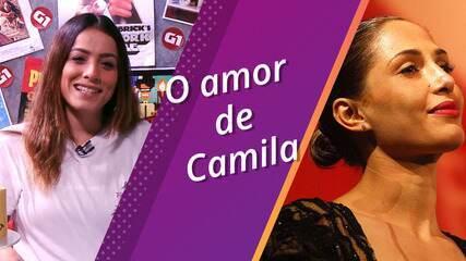 Semana Pop #63: Camila Pitanga e outros famosos que reforçam representatividade LGBT