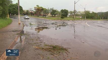 Chegada das chuvas aumenta incidência de buracos em Ribeirão Preto, SP