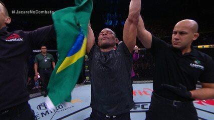 Melhores momentos da luta entre Francisco Massaranduba x Bobby Green - UFC São Paulo