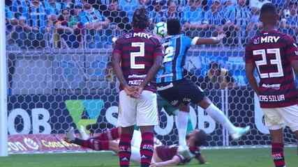 Melhores momentos: Grêmio 0 x 1 Flamengo pela 33ª rodada do Brasileirão 2019