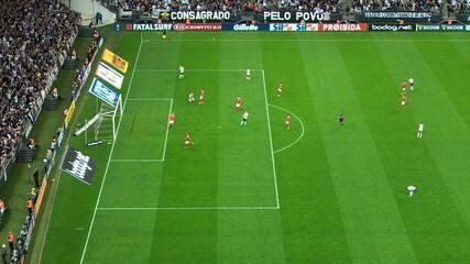 Melhores momentos de Corinthians 0 x 0 Internacional pela 33ªrodada do Campeonato Brasileiro