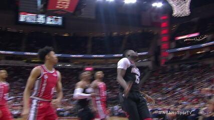 Melhores momentos: Portland Trail Blazers 108 x 132 Houston Rockets pela NBA